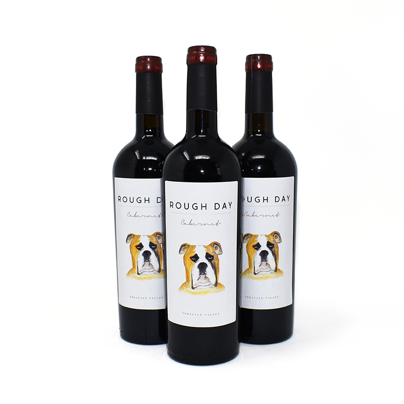 Rough Day Cabernet 3-Pack