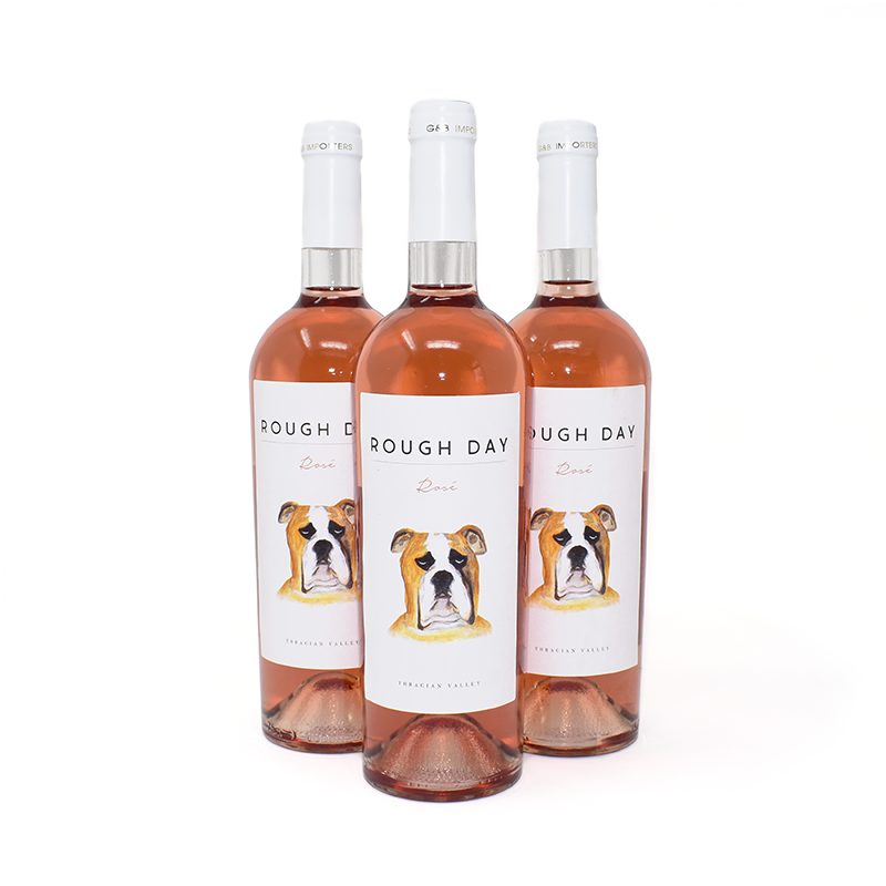 Rough Day Rosé 3-Pack